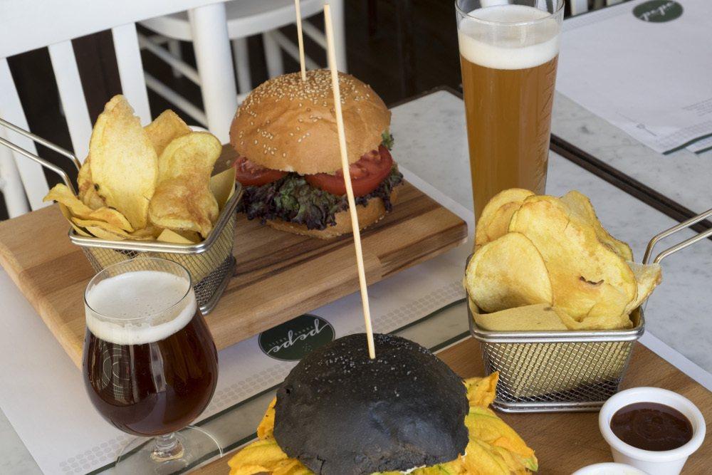ristoranti roma tuscolana hamburger